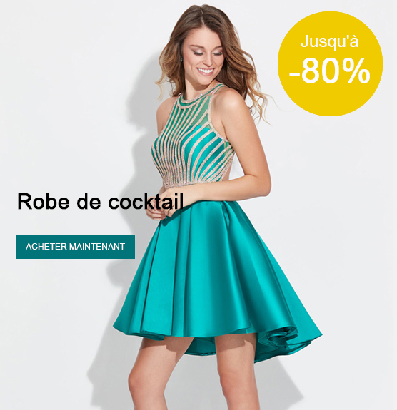 Robe de cocktail 2021