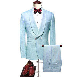 Costume pour mariage hommes mariage costumes hommes double boutonnage blazers meilleur