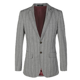 Homme costume grande taille slim fit hommes blazers mode