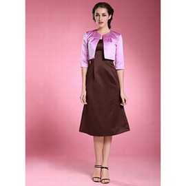 Violet Vintage taffetas | Timeless Bolero simple