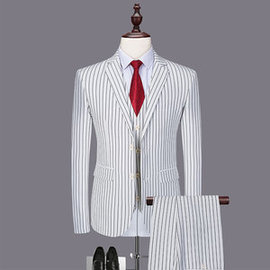 Hommes hommes costumes mode blazer smoking affaires