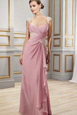Robe de bal attirent distinguee officiel fermeutre eclair avec perle