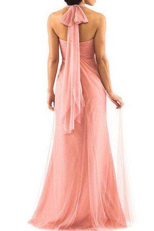 la mariée appelle pour arriver à travers une robe appropriée 9ce2-8ius2-robe-demoiselle-d-honneur-longue-plisse-ruche-collant-avec-manche-epeules-enveloppants