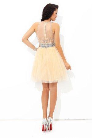 les meilleures couleurs de robe de bal les tons de peau 9ce2-a2chw-robe-de-cocktail-bref-de-princesse-fermeutre-eclair-avec-sans-manches-ligne-a